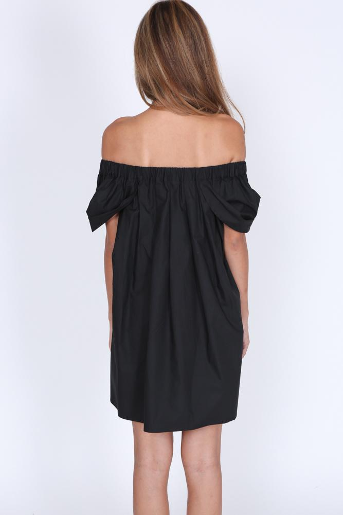 Melda Dress in Black