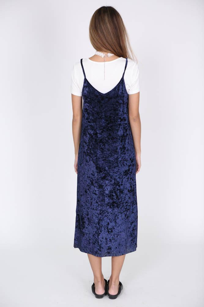 Indie Dress in Navy