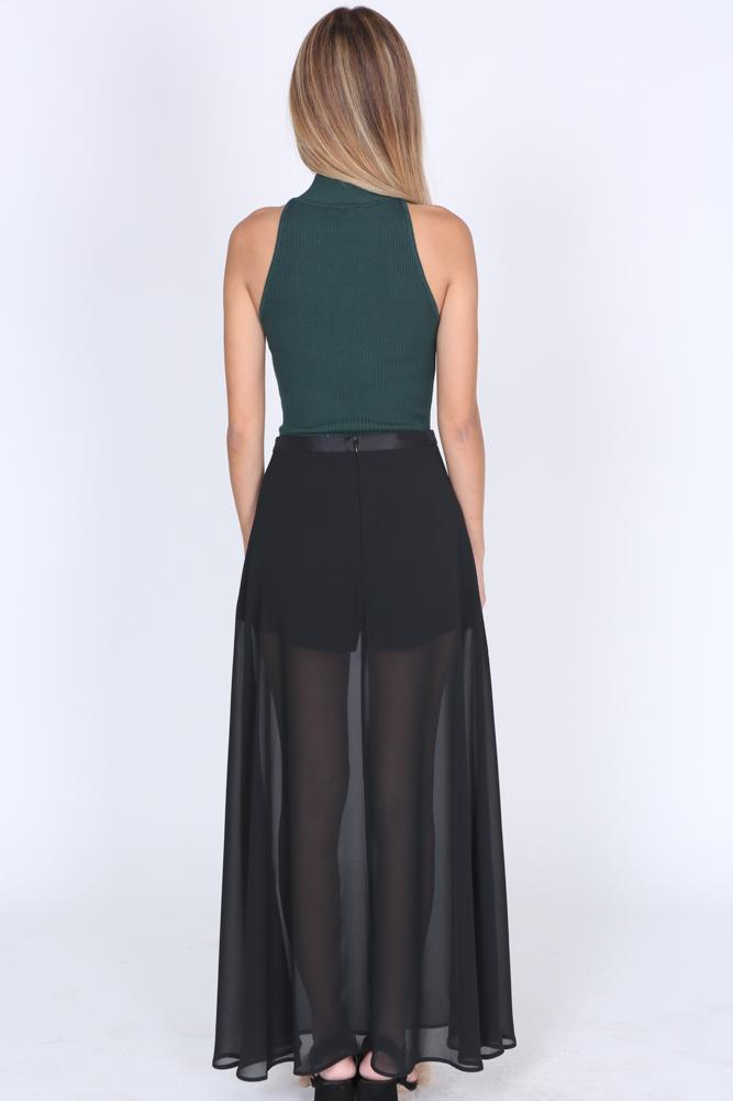 Jesse Skirt in Black