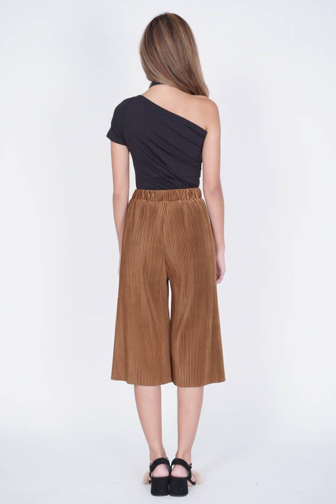 Vernan Pants in Camel