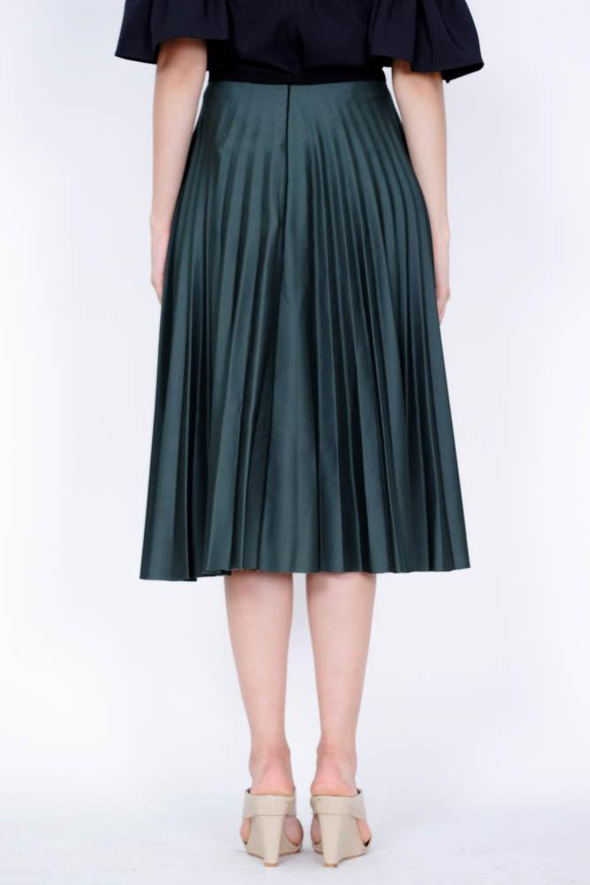 Rumie Skirt in Green