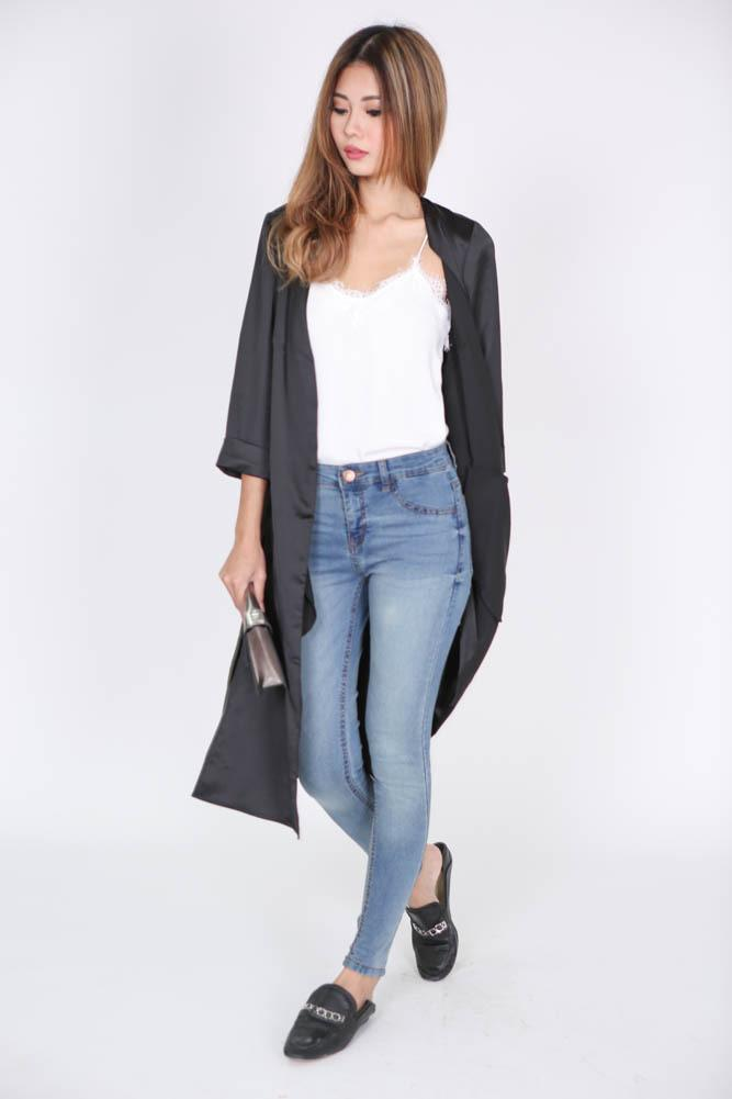 Charlene Jacket in Black