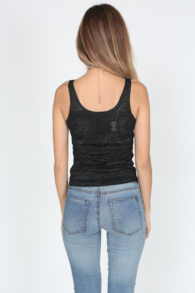 Shanna Tank in Black