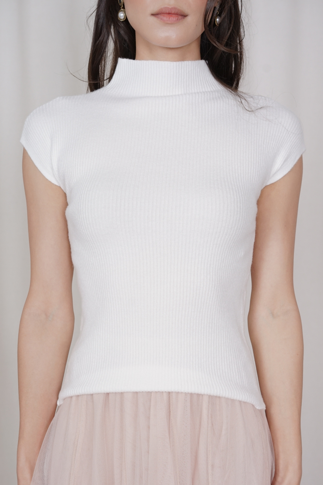 Imara Top in White - Online Exclusive